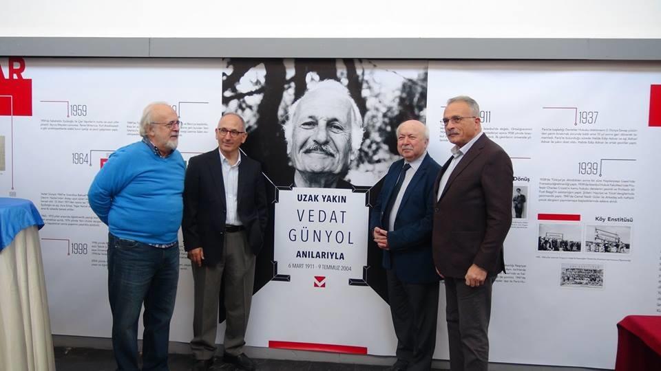 Vedat Günyol Deneme Ödlü Töreni Muharrem Semir Aykut Sezgin Aydın Ergil Nesim Ovadya İzrail 3 Mart 2019